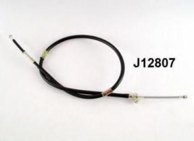 Трос стояночного тормоза Nipparts J12807