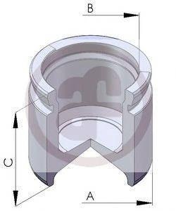 Ремкомплект суппорта AUTOFREN SEINSA D02562