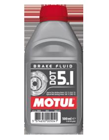 Тормозная жидкость DOT 5.1, 0.5л MOTUL 807010