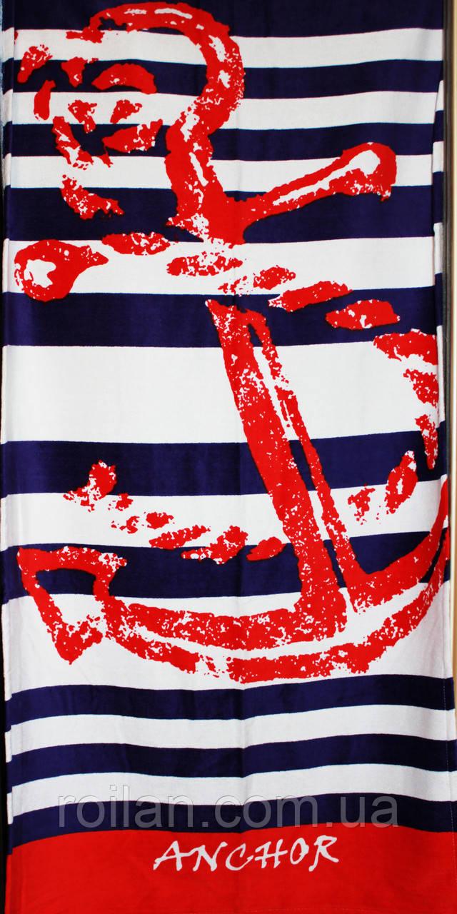 Пляжное полотенце ANCHOR