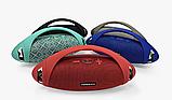 Портативная влагозащищенная колонка HOPESTAR Оригинал H37 Bluetooth USB, FM ave, фото 2