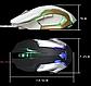 """Компьютерная USB Мышь S150 со светодиодным светом 2400 dpi, игровая мышка """"SHIPADOO"""" ave, фото 6"""