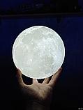 Популярный, дизайнерский Ночник MOON LAMP 13 см на Аккумуляторе. Лучшая Цена! ave, фото 7