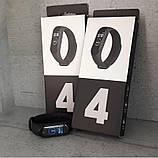 Фитнес-часы М4, смарт браслет smart watch, аналог mi band 4, треккер, сенсорные фитнес часы ave, фото 7