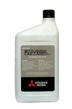 Жидкость для АКПП Diamond ATF SP III, 1л Mitsubishi ACH1ZC1X05