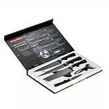 Набор профессиональнх кухонных ножей 6 in 1 Non-Stick Coating. Лучшая Цена! ave, фото 6