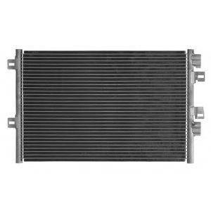 Радиатор кондиционера DELPHI CF20166