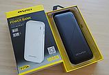 Оригинальный внешний аккумулятор Power Bank Awei P75K 10000 mAh Лучшая цена! ave, фото 7