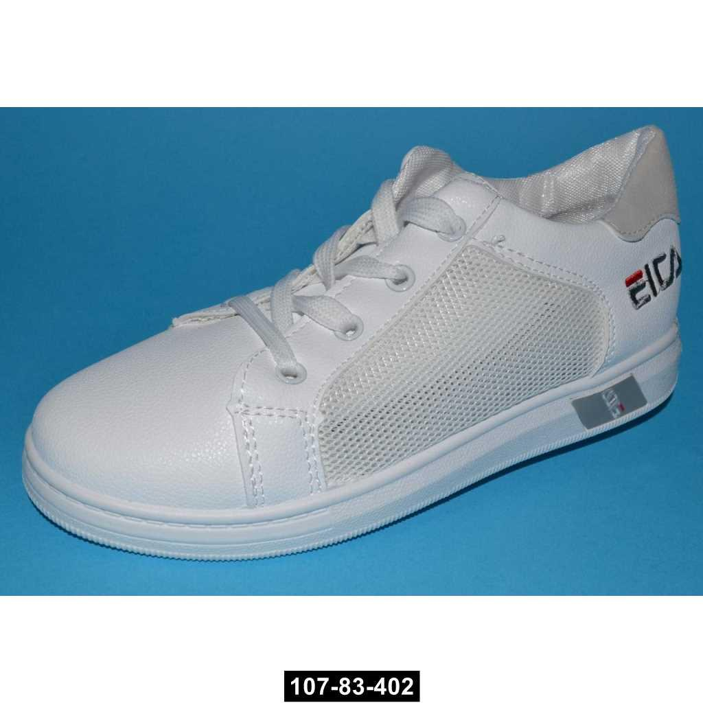 Летние детские кроссовки, 31-34 размер, сетка, 107-83-402