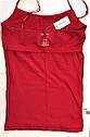 Красная майка   со  строенным  топом  и регулируемыми  шлейками  Aeropostale Аэропостейл Оригинал Размер S-М, фото 6