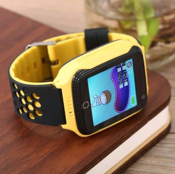 Умные детские часы с GPS трекером Smart Watch M05 Лучшая цена! ave