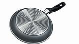 Алюминиевая сковорода с антипригарным покрытием Frying Pan Wimpex WX2405 (Teflon) 24 см Лучшая цена! ave, фото 3