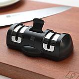 Точилка для ножей Xiaomi Huo Hou Knife Sharpener HU0045 Лучшая цена! ave, фото 3