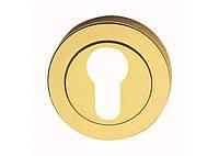 Накладка под цилиндр/ключ Linea Cali (на 102 розетке) латунь