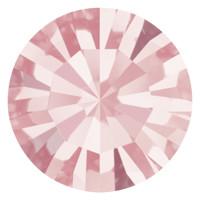 Пришивные стразы в цапах Preciosa (Чехия) ss20 Light Rose/золото