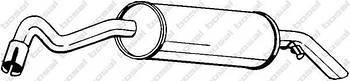 Глушитель задний Bosal 154219