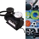 Автомобильный компрессор Air Pomp MJ004, для подкачки шин, автонасос ave, фото 6