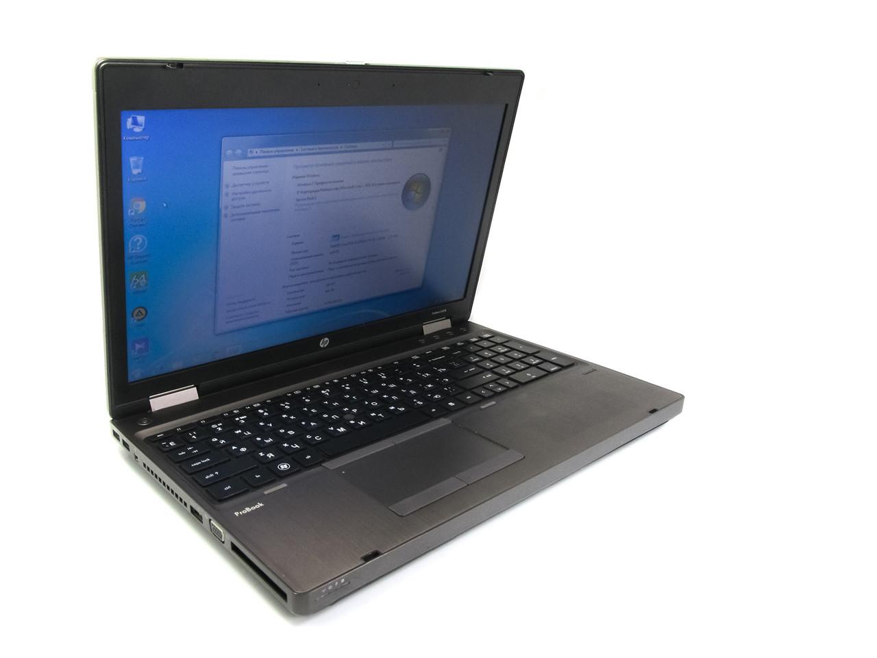 Ноутбук HP Probook 6560b 15.6 (1366х768), Core i3-i5 2gen., RAM от 4 до 8Gb, HDD 250-320GB ОПТ от 2шт.