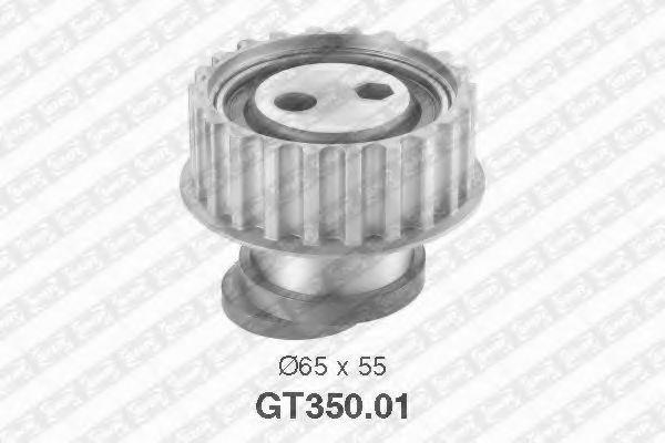 Ролик ременя ГРМ SNR GT35001