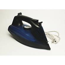 Утюг керамический антипригарный самоочищающийся с регулир. потоком пара, темп. и поворотным шнуром 2000W Gemei ave