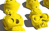 Дитячі зачепи - монстрики для домашнього скеледрому. Ukrholds