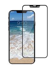 """Защитное Стекло 0.3 mm на iPhone X / XS """"GLASS"""" ave"""