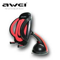 Автодержатель для телефона AWEI X7 Car Mobile Holder Лучшая цена! ave