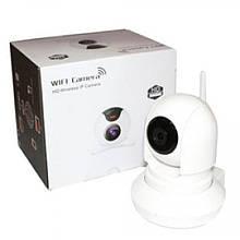 IP Камера видео-наблюдение IP 163E, WI-FI камера, онлайн поворотная, ночное видение ave