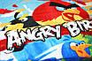 Пляжное полотенце Angry birds, фото 2