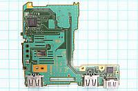 Sony Vaio VPC-Z1 плата USB, Audio, HDMI (1-881-480-11) бу