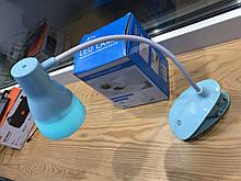 Аккумуляторная настольная светодиодная лампа Swan Light 6522 - отличный осветительный прибор для использования ave