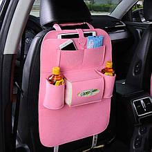 Органайзер на спинку сидения автомобиля (АО-1006) ave