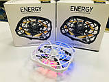 КВАДРОКОПТЕР ENERGY UFO Карманный дрон с управлением жестами руки ENERGY ave, фото 4