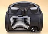 Мощный Контейнерный пылесос Crownberg CB0113 2600Вт Пылесос циклонный с регулировкой мощности Лучшая цена! ave, фото 5