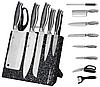 Набір ножів 9 предметів.  EDENBERG  EB-3614