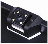 Камера заднего вида в рамке номерного знака HD CCD Night Vision R314 ave, фото 7