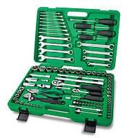 Комбинированный набор инструментов в кейсе 96ед. TOPTUL GCAI9601