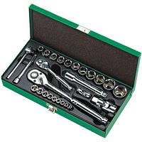 """Набор инструментов для автомобиля TOPTUL 1/4""""&1/2"""" 28ед. GCAD2802"""