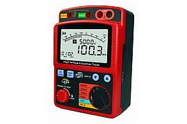 Цифровой мегаомметр (0-1000 ГΩ) BENETECH GM3125