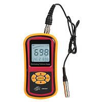 Толщиномер ЛКП для автомобиля Fe, 0-1800мкм BENETECH GM280F