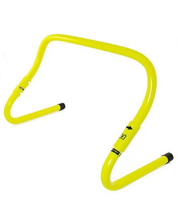 Барьеры для прыжков LiveUp Quick Hurdles Yellow (LS3682), фото 2
