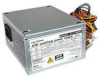 Блок питания 400W 120mm Logic Power ATX-400W бу