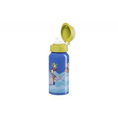 Набір дитячого посуду sigikid Пляшка для води Sammy Samoa 400 мл (24483SK)