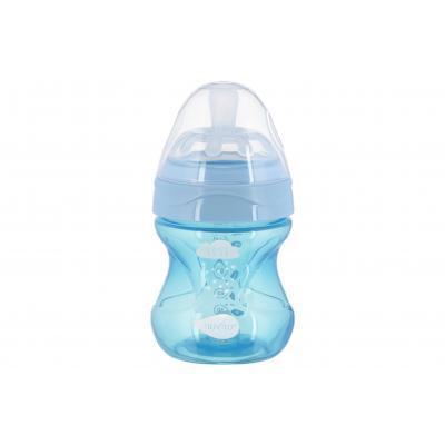 Бутылочка для кормления Nuvita Mimic Cool 150 мл голубая (NV6012SKY)
