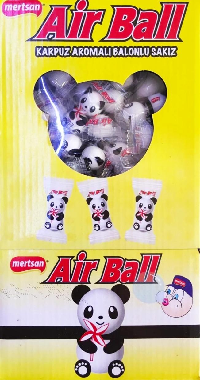 """Жувальна гумка """"Aiirball Panda"""" 200 шт"""