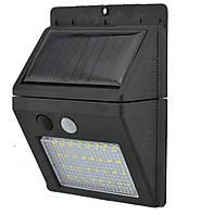 Уличный настенный Светильник для подъезда 32 LED диодов+ датчиком движения , Эвер Брайт Ever Brite