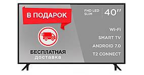 Телевизор Ergo 40DF5502A+Бесплатная доставка!