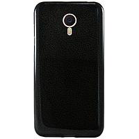 Чехол TTech Glitter TPU Series для Meizu M5 Note Black (2000000176734)