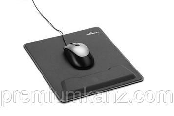Килимок для миші з гелевою подушкою під зап'ястя Ergotop DURABLE