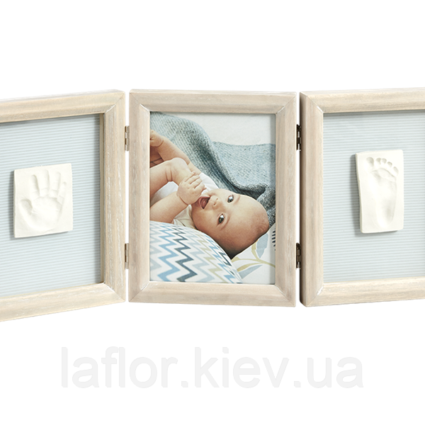 Рамка для фото Baby Art Double Print Frame винтаж